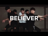 1Million dance studio Believer - Imagine Dragons / Jinwoo Youn Choreography