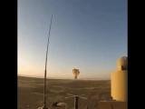 Ударная волна от взрыва