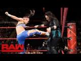 [WWE QTV]Мандей Найт[Raw]☆[13 March 2017]Bayley vs Nia Jax]Бейли про Ная Джекс}Full HD]
