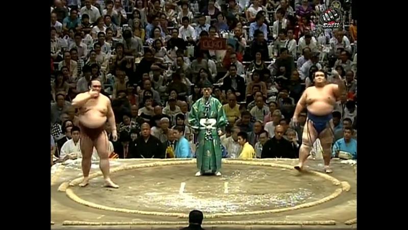 Natsu Basho: Days 13-15 (2013)