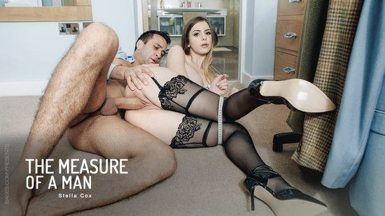 OfficeObsession – Stella Cox – The Measure Of A Man