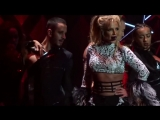 SLAVE 4 U - Britney Spears- iHeart Radio Jingle Ball @ Staples Center 12-02-2016
