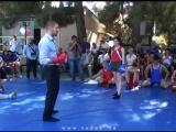 Дмитрий Пирог (чемпион мира по боксу) - мастер класс в Морском (Крым, Судак) ( 360 X 492 )