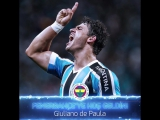 Giuliano Fenerbahçe`de