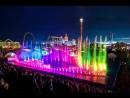 Аква-Шоу Феникс в Сочи Парке