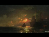Картины И.К. Айвазовского (под музыку Франца Шуберта - Вечерняя серенада)