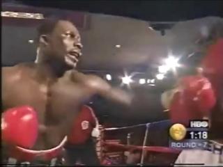 Сандерс - рахман / corrie sanders vs hasim rahman (highlights)