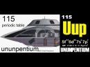 элемент 115 - ТОПЛИВО для home made НЛО made in USA Боб Лазар был прав