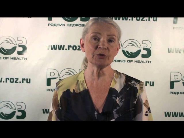 к.м.н. Н.Г.Байкулова об омолаживающих продуктах
