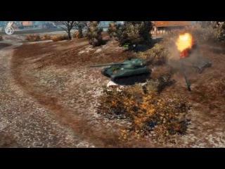 Моменты из World of Tanks - ВБР No Comments 66 WoT
