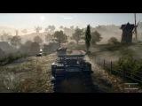 13 минут геймплея Battlefield 1