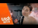 Dua Lipa sings Lost In Your Light LIVE on Wish 107.5 Bus