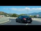 BMW M6 Black Beast Drifting In The City