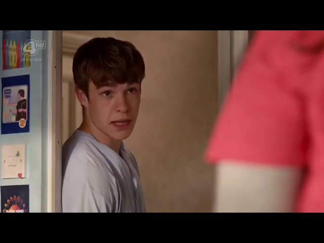 My mad fat diary season2 E01 finn cut - Nico mirallegro british accent