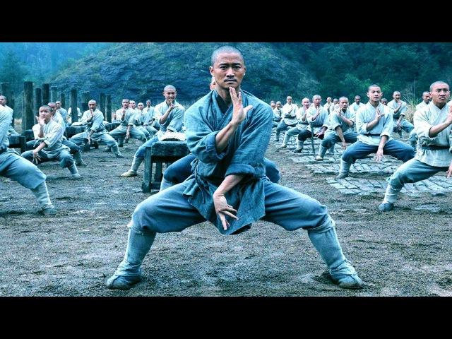 Shaolin KUNG FU 少林 - show style | Training Shaolin | Rebooting the world