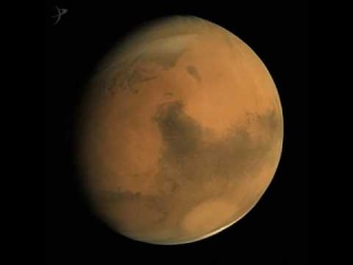 Stop Motion Mars Images from Indian Space Research Organization (ISRO)