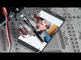 Стримерша Оляша и робот Ro6Axial