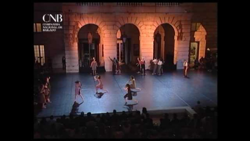 Cantata, Companhia Nacional de Bailado, 8 Jul 2009