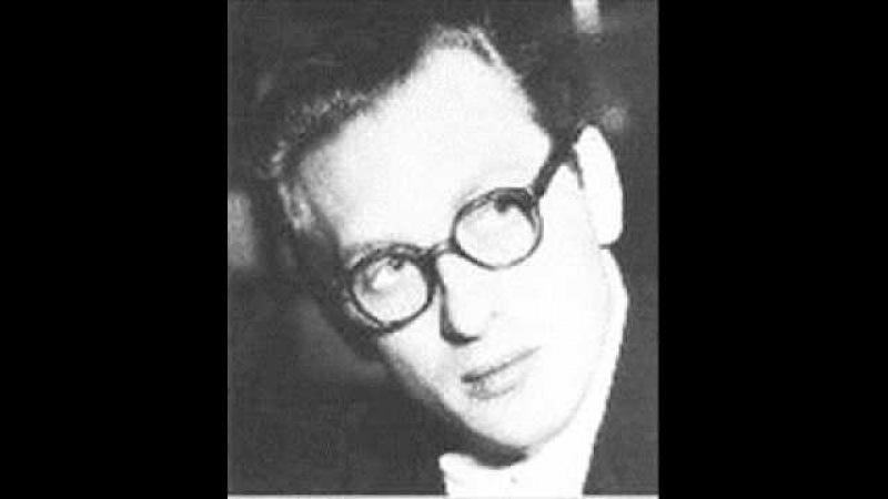 Геза Анда Шуман Симф. этюды (1943). GEZA ANDA plays SCHUMANN Etudes Symphoniques Op.13 COMPLETE (1943)
