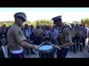 SFBandChallenge15 Benicia Drumline VS 1st Marine Division