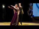 Парный танец Magic of the Orient 2016. Ансамбль кавказского танца Ловзар г. Томск. Лезгинка