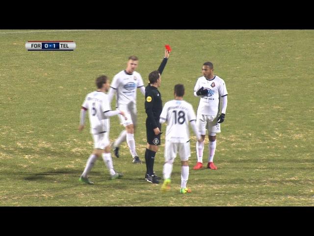 Samenvatting van de wedstrijd Fortuna Sittard - Telstar