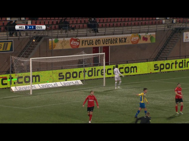 Samenvatting van de wedstrijd Helmond Sport - FC Oss