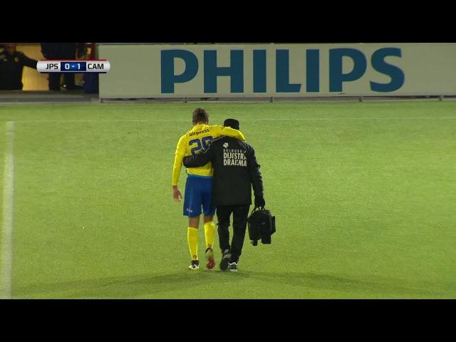 Samenvatting van de wedstrijd Jong PSV - SC Cambuur