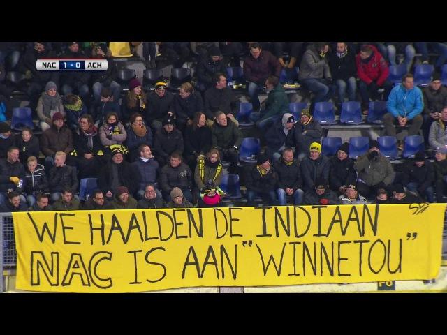 Samenvatting van de wedstrijd NAC Breda - Achilles'29