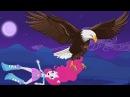 Мультики 🦅 ОРЕЛ УКРАЛ ДЕВОЧКУ 🦅 Пинки Пай из мой маленький пони а щенячий пат