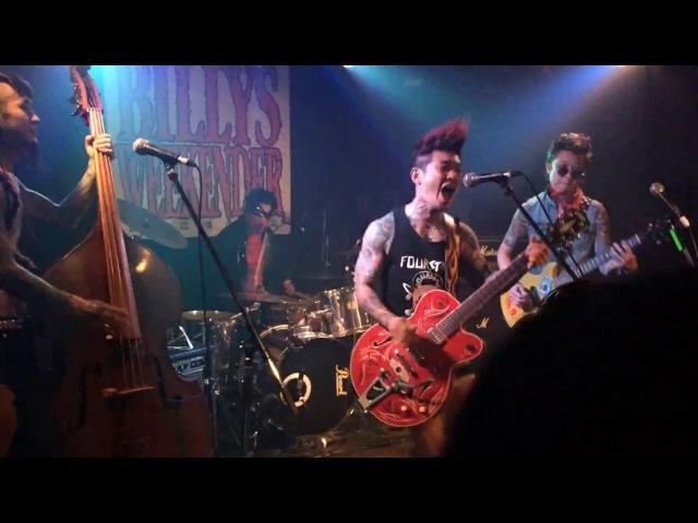 SATANIC ROAR (ex.OUT ROCK'A FUCKIN' JAP) at the BILLYS WEEKENDER 01/04