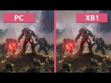 Halo Wars 2 – PC vs. Xbox One Graphics Comparison