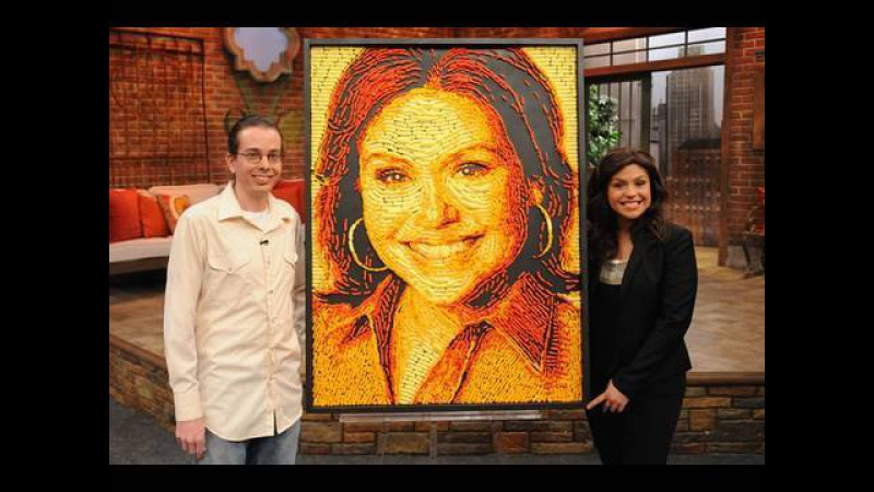 Rachael Ray Cheetos Art : Play with your FOOD!