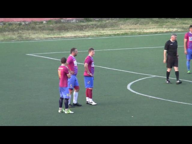 Фенікс-ДЮСШ №1 vs Феміда -0:2 (26.07.2017) ЧХФ, Вища ліга, 14-й тур