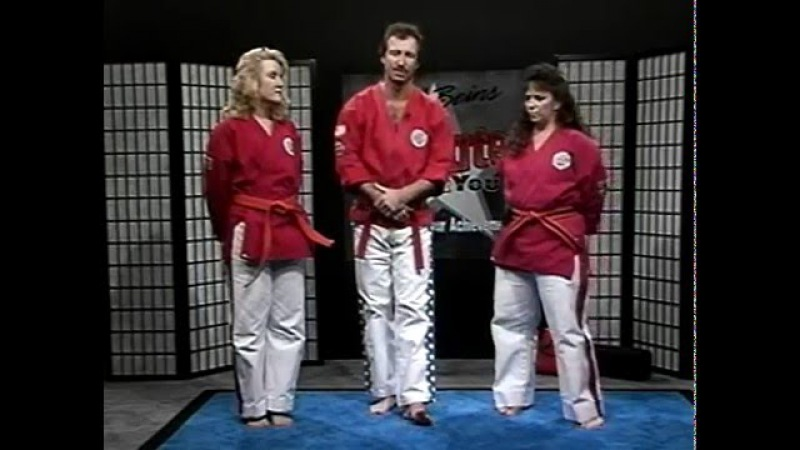 Karate You: Women's Self Defense basic fundamentals pt. 2