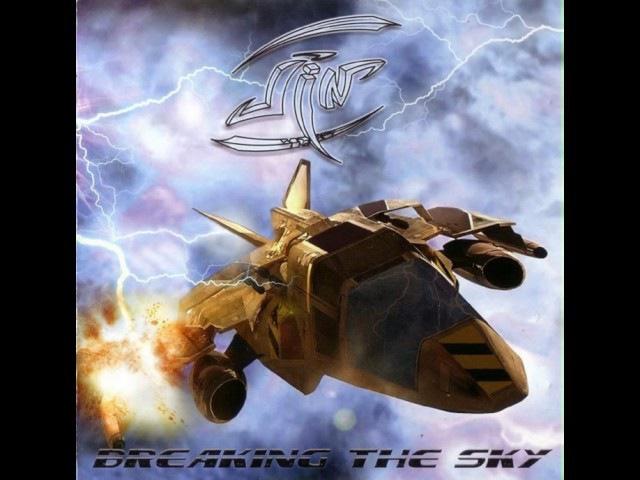 MetalRus.ru (Instrumental Metal). JIN - Breaking The Sky (2007) [Full Album]