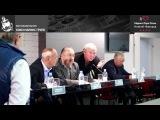 Олег Романцев экс-тренер сборной России по футболу в «Маринс Парк Отель Нижний Новгород»