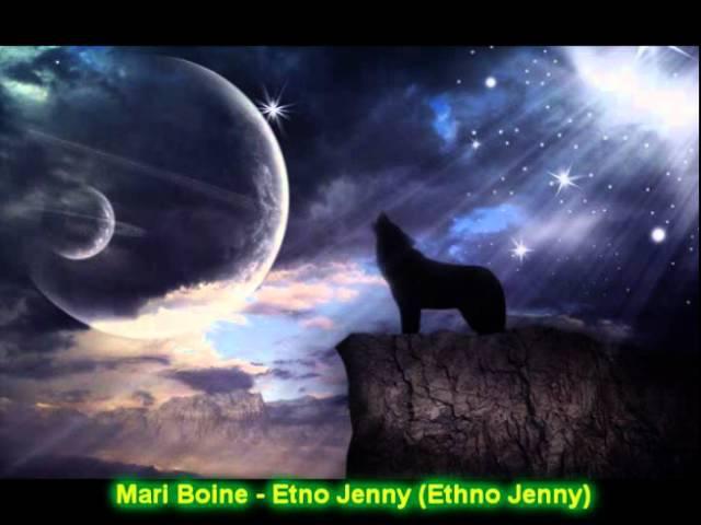 Mari Boine Etno Jenny Ethno Jenny
