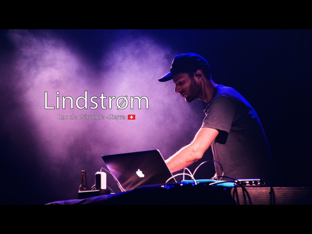 Lindstrøm Live Festival Week end au bord de l'eau 1 July 2016 Sierre Switzerland