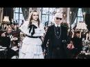 Cara Delevingne × Chanel