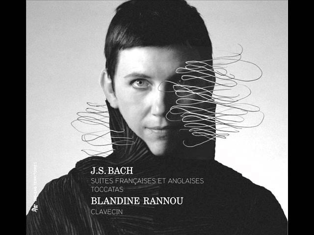 BACH - Toccata in E minor, BWV 914 - Blandine Rannou