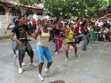 Conjunto National de Cuba performing in Havana, Cuba