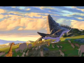 Freedom Call - The Circle Of Life (The Lion King) Remastered Version