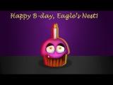 HAPPY B-DAY, EAGLE'S NEST!