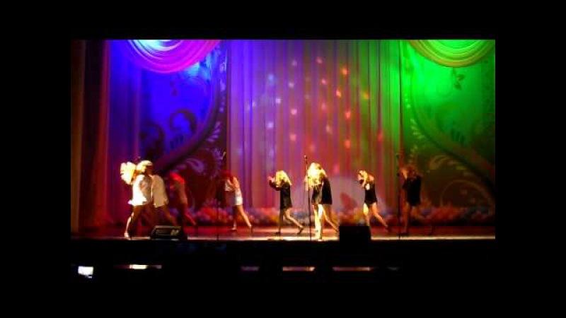 30 11 2013 Студия танца Viki dance Ангелы и демоны