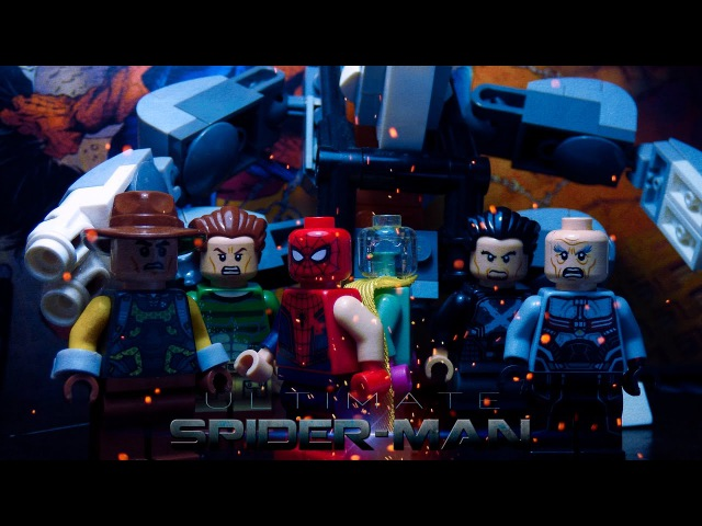 Lego Ultimate Spider-Man (Season 2:Episode 4)