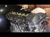 Установка Клапанной Крышки BMW