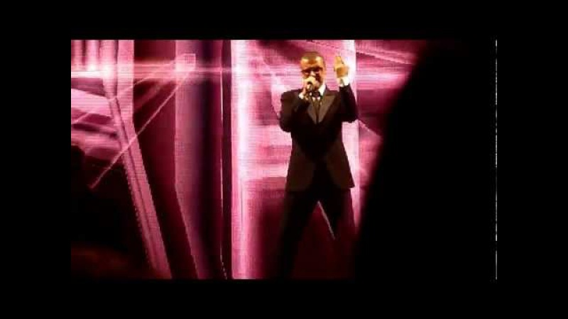 HD - George Michael - Russian Roulette (live) @ Wiener Stadthalle, Vienna 2012, Austria † RIP †