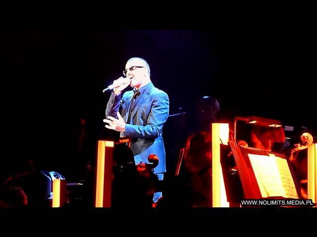 George Michael - Russian Roulette [Symphonica in Wrocław] HD