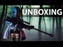 Figma #241 Sinon | Sword Art Online II | Unboxing || figma 241 シノン (ふぃぐま しのん) | ソードアート・オンラインII
